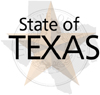 State of Texas Official Website Logo