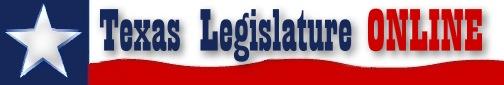 Texas Legislature Online Logo