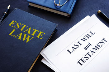 Estate Law Book and Will